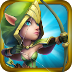 Embate do Castelo:Castle Clash 1.2.15 Apk
