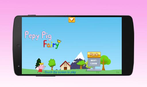 Peppy Pig Fairy