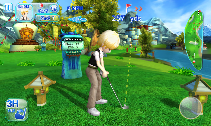 Let's Golf! 3 screenshot #3