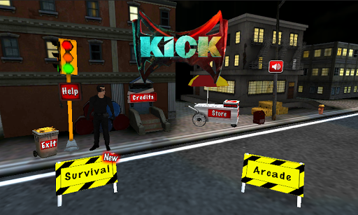 KICK: The Movie Game