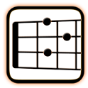 UChord2 (Ukulele Chord Finder) icon