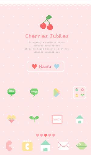 cherry jeuwijlre dodol theme