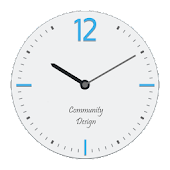 Kde5 Analog Clock Widget