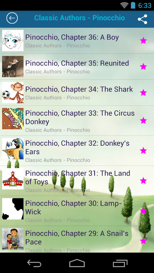 Audio Stories (English Books)- screenshot