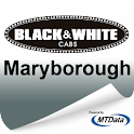 Black & White Cabs Maryborough icon