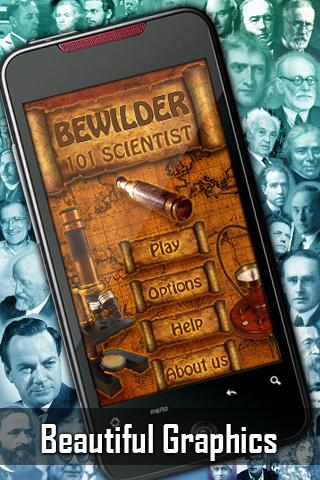 Bewilder Scientist- screenshot