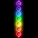 7 chakras icon