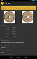 Screenshot of Danish Coins