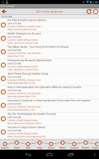【免費教育App】OSU Connect-APP點子