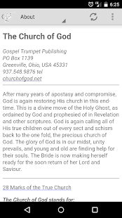 Gospel Trumpet Radio- screenshot thumbnail