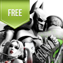 Batman: Arkham People FREE icon