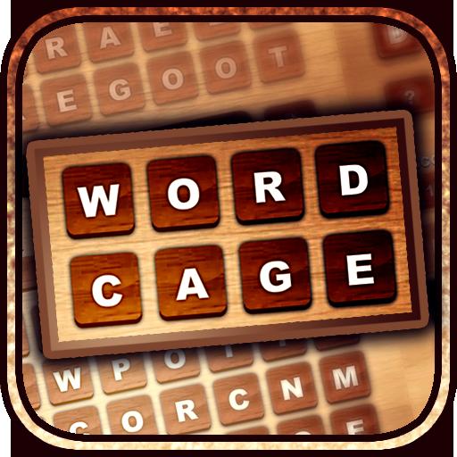 休閒必備App|Word Cage LOGO-綠色工廠好玩App