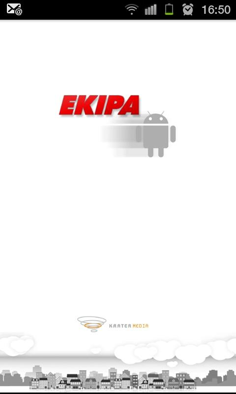Ekipa - screenshot