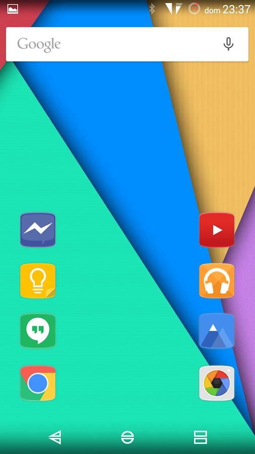 MakoS Theme - screenshot