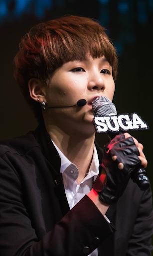 BTS Suga Live Wallpaper 02