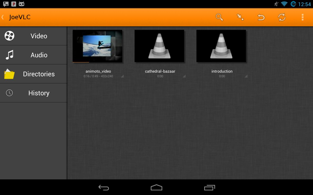 Phone Vlc Media Player Free Download For Android Phone joevlc video player android apps on google play screenshot