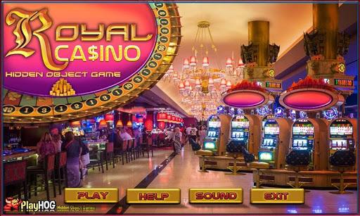 Royal Casino - Hidden Objects