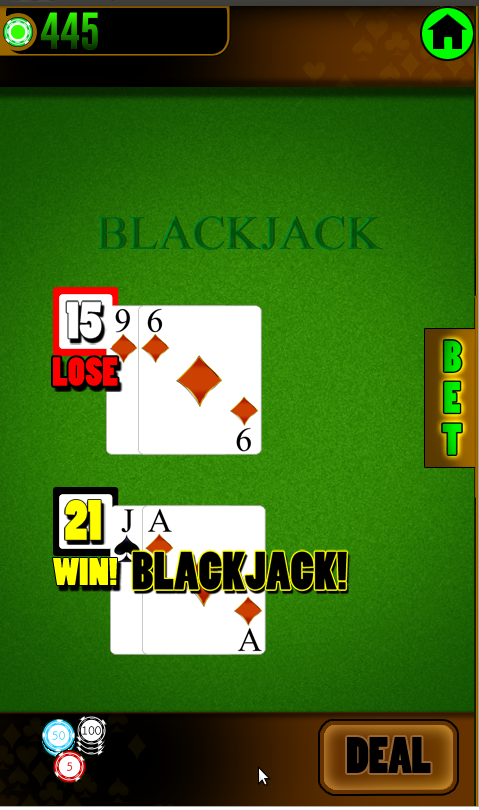 blackjack game - google search