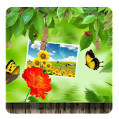 Nature Photo Frames Free