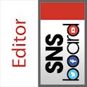 SNSBoard Editor