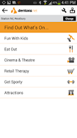 Screenshot of Business & Services Directory