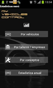 My Vehicles Control MobileLite - screenshot thumbnail