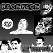 Rage Face Live Wallpaper