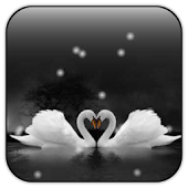 Swan Lake live wallpaper