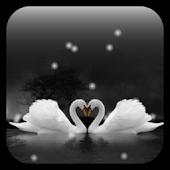 Swan Lake live wallpaper