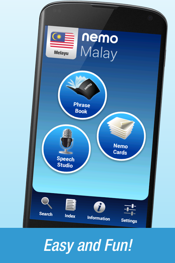FREE Malay by Nemo- screenshot
