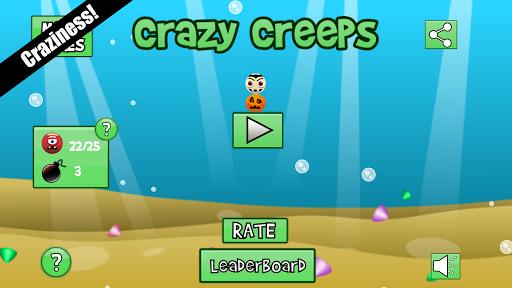 Crazy Creeps