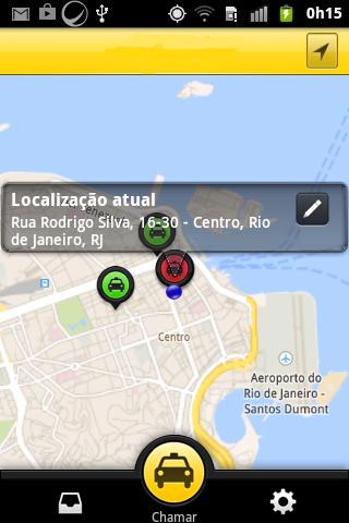 UTC Táxi Cliente
