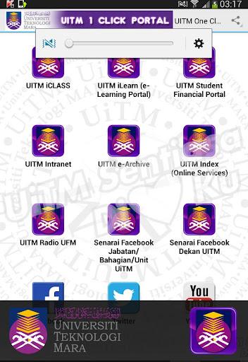 UITM One Click Portal