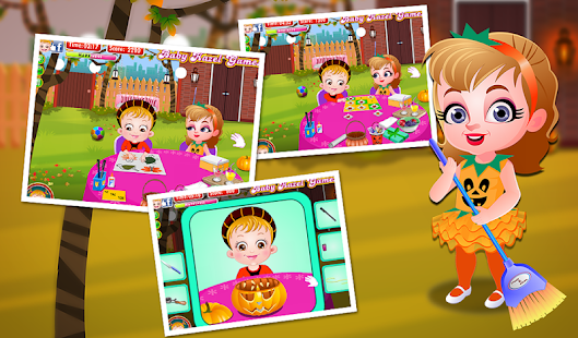 Baby Hazel Pumpkin Party- screenshot thumbnail