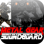 Metal Gear Soundboard