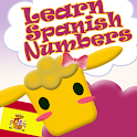 Learn Spanish Numbers icon