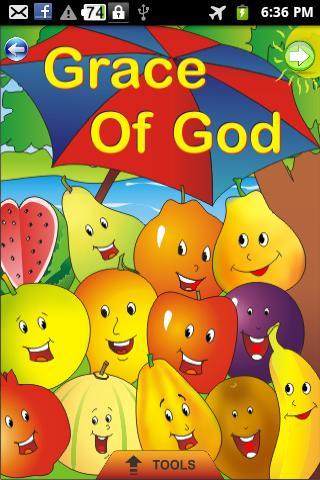 Grace of God - Kids Story