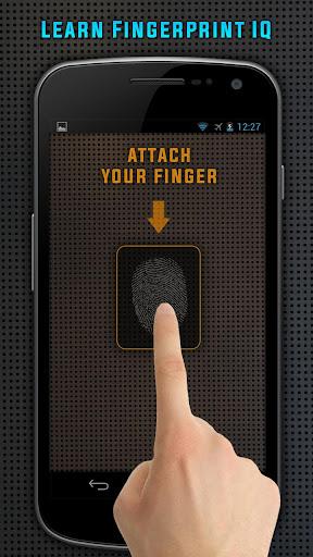 了解指纹智商