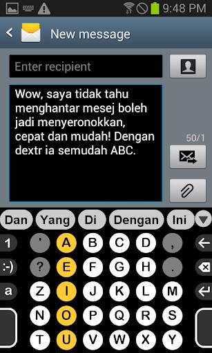 Dextr: Kamus Bahasa Melayu