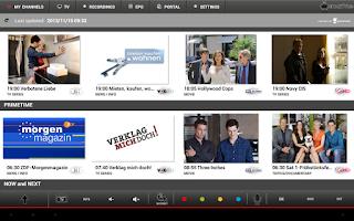 Screenshot of Hitachi SmarTVue Centre