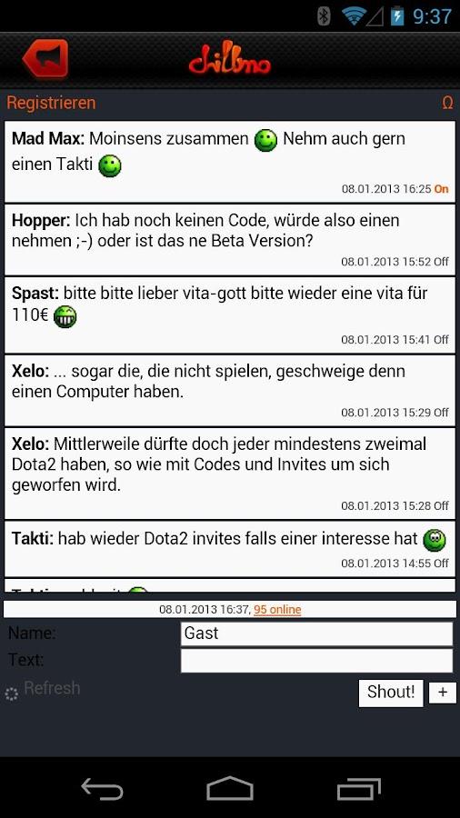 chillmo - Die Schnäppchen-App - screenshot