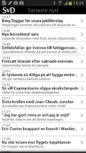 SvD Näringsliv - screenshot thumbnail