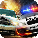 Highway Smash Cop Rider icon