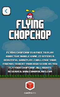 Flying ChopChop- screenshot thumbnail