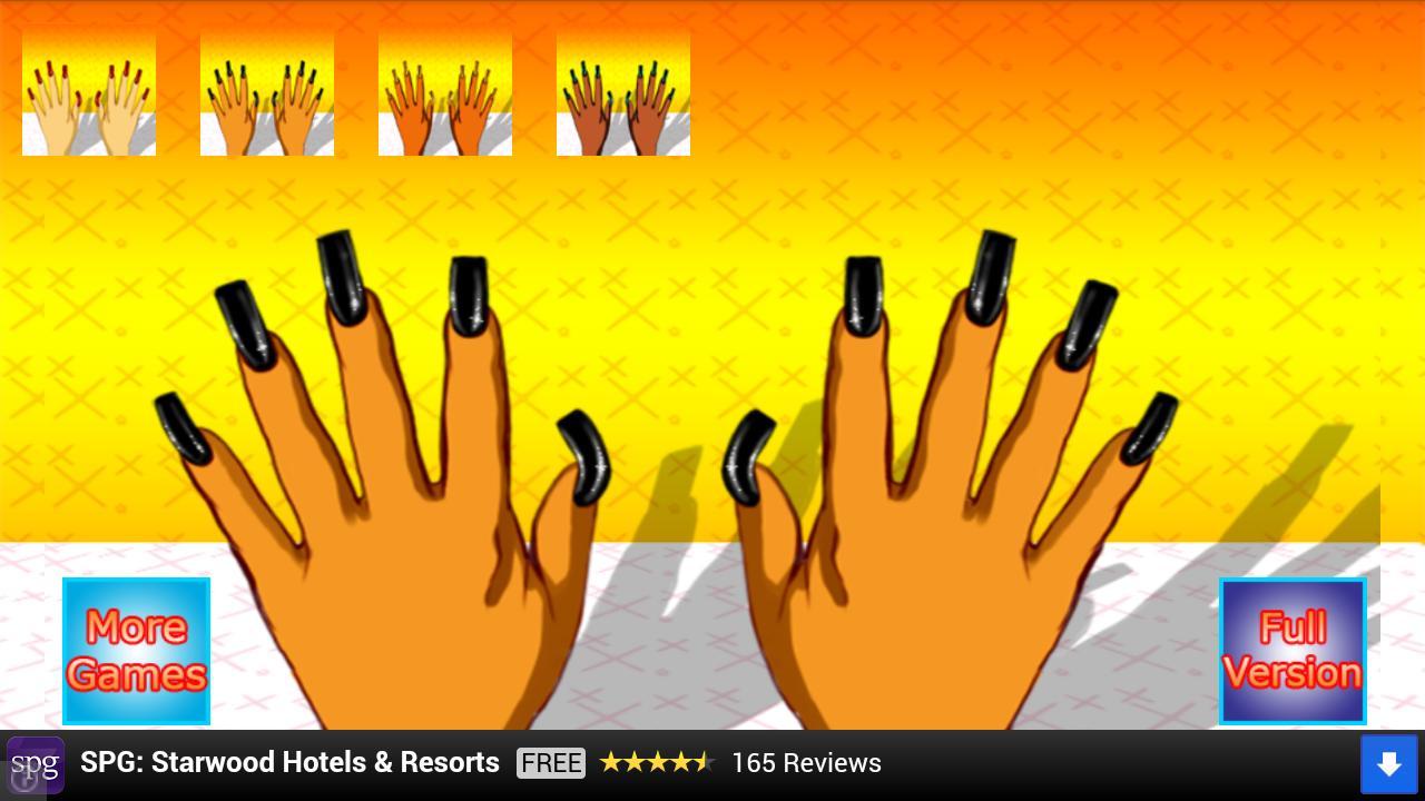 Kim Lee Nails Lite - Прыкладаннi Android у Google Play