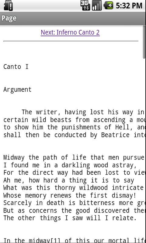 Dantes Purgatory Divine Comedy- screenshot