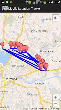 Mobile Location Tracker 3.3.0 screenshot 10157