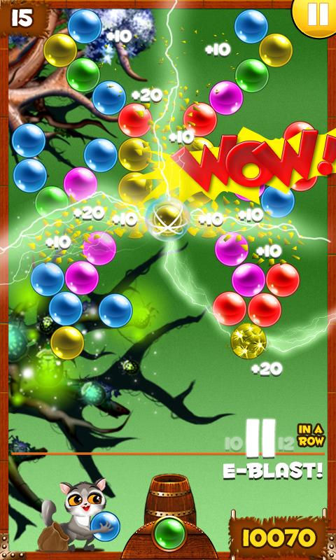 Bubble Dash: Bubble Shooter - screenshot