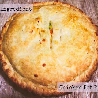 Chicken Pot Pie.