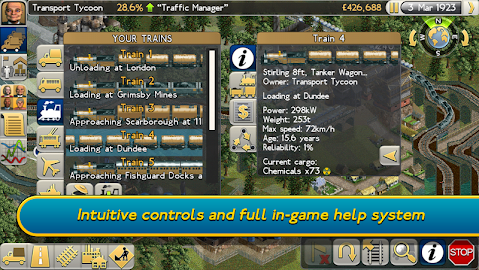 Transport Tycoon Screenshot 5